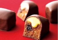 チョコレート&もち